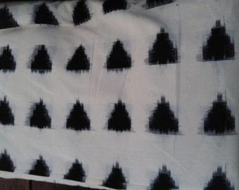 Manufacturing own ikkath fabrics