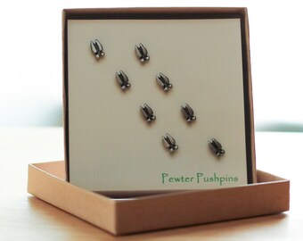Moose Track Pushpins For Your Corkboard