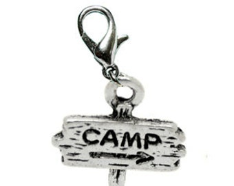 BULK Camp Charms - Clip-On - Ready to Wear - Package of 20