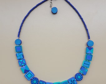 Blue collar pads