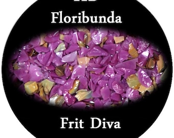 Floribunda Frit for Lampworking 20% Off SALE