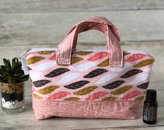 Essential Oil Storage / Essential Oil Bag /  Essential Oil Case / Travel Bag / Essential Oils / Roller Bottle Bag / Oil Case / Oil Bag
