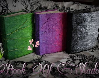 Book Of Shadows - The Black Witch/The Green Witch/The Purple Witch/The Blue Witch/The Red Witch