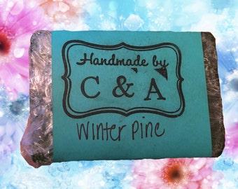 Winter Pine Soap