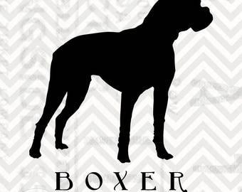 boxer . with chevron and vintage boxing ticket background . frame-able print . personalization available