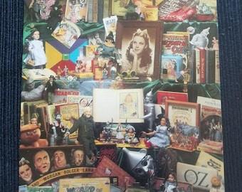 Oz Collectibles Postcard