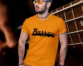 Bass Player Before Babes T shirt