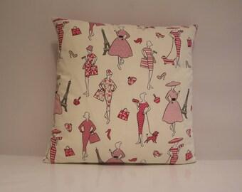 50's Ladies Cushion covy