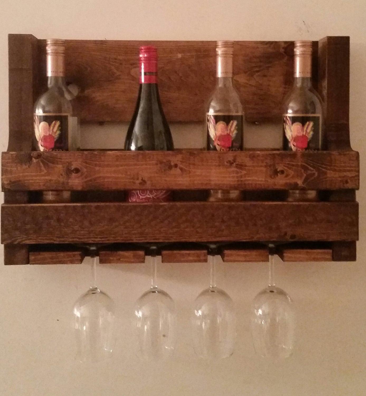 pallet wine glass rack.  Pallet Glass Holder  Wine Bottle Holder Gallery Photo Inside Pallet Rack