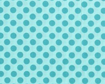 Sea Ta Dots - Michael Miller Fabric - Quilting Weight Cotton