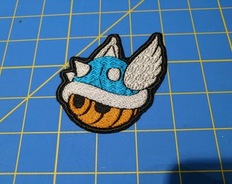 Flying Blue Shell patch