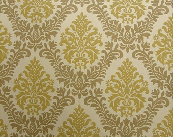 Vintage Wallpaper by the Metre 70s Retro Wallpaper - Vintage wallpaper damask wallcovering | cas 65
