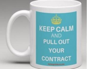 MUG:  Keep Calm