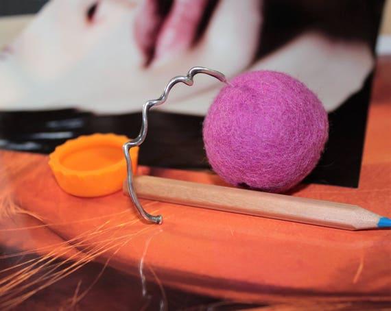 large hoop earring | single earring | statement earring | long dangle earring