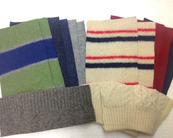 Make your own Sweater Mitten - 2 Pair in Kit