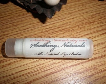 All Natural Lip Balm BUTTERFINGER