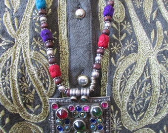 Kuchi Pendant Necklace