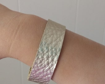 thin cuff, thin leather bracelet, leather cuff, leather bracelet