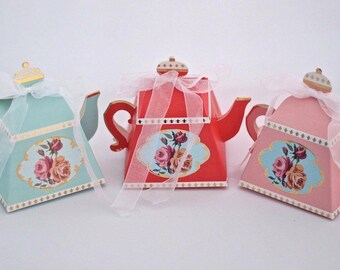 High Tea Box
