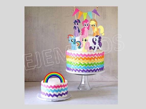 My Little Pony My little pony Cake Topper My little pony