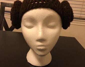 Princess Leia beanie (Star Wars)