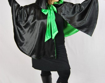Wicked Little Cape, Ladies READY TO SHIP