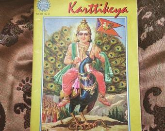 Karttikeya Vintage Comic