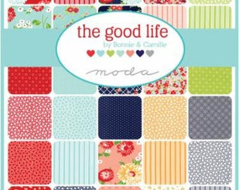 The Good Life - Bonnie and Camille - 40 x FQ Bundle