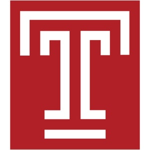 Temple University Etsy