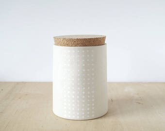 large storage jar : SECONDS SALE