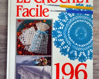Easy crochet - Burda Edition book
