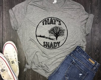nature shirt, hiking t-shirt, hiking shirt, wanderlust, mountain shirt, nature tshirt, shirt nature, wanderlust shirt, that's shady