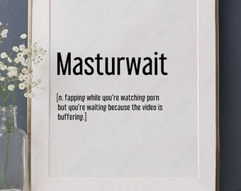 Word Combination Artwork