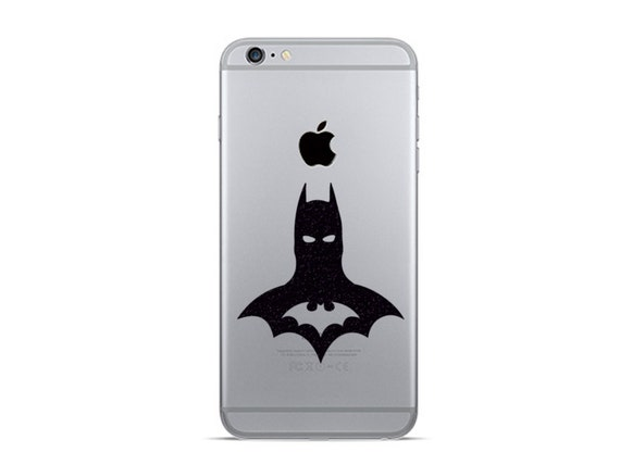 Batman velvet decal 2 iphone 6 decals iphone sticker