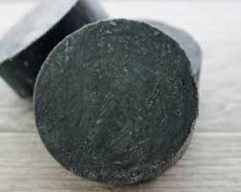 Scented or Unscented Activated Charcoal Soap (4 Pack)