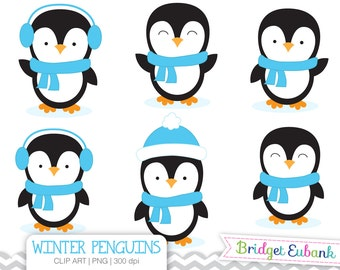 penguin clip art girl penguins clip art penguin clipart rh etsy com penguin clip art for kids penguin clipart