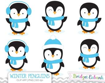 penguin clipart etsy rh etsy com penguin clip art images penguins clipart black and white