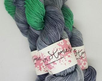 Emmeline Vance, Harry Potter Inspired Sock Yarn