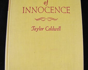 This Side of Innocence //  1946 Hardback // Romantic Novel in New York State after the Civil War // Best Seller in 1946
