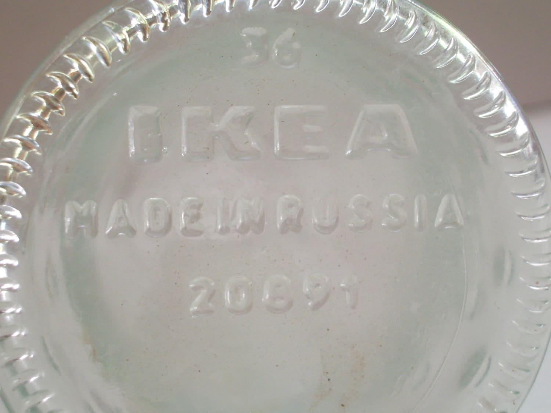 Rare ikea clear raised dot glass bud vase emma dafnas vase zoom reviewsmspy