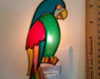 Parrot Night Light