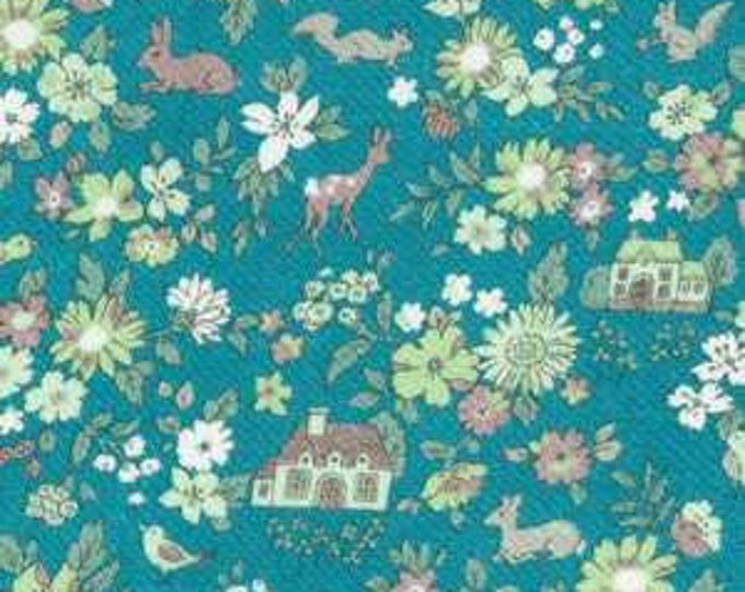 Lecien - Memoire a Paris 2017 Lawn - 4074261 - 1/2 yard