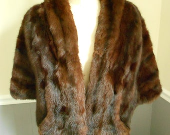 Sable Fur Stole / Sable Wrap