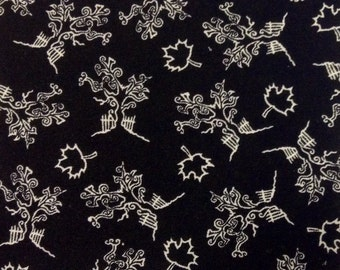 Chic or Treat Remnant 3/4 yards 14077
