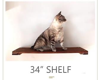 "The Cat Mod - 34"" Shelf - Free US Shipping*"