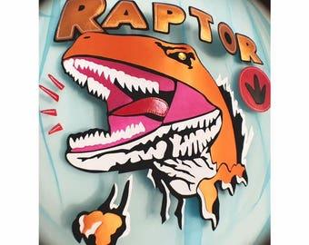 Enid's Raptor Tunic