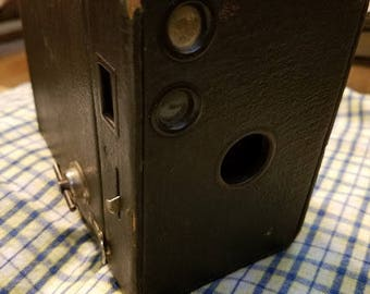 Vintage Kodak 2A Brownie camera Model B