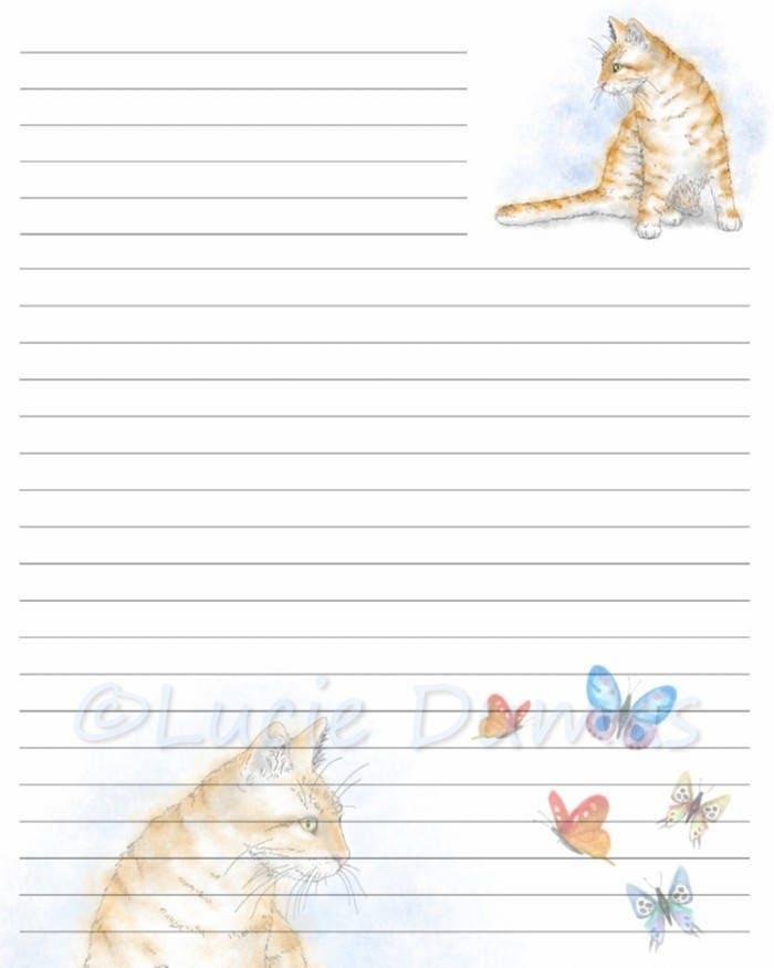 digital printable journal page stationary 8x10 jpg
