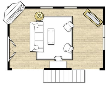 Layout Suggestion for One Room