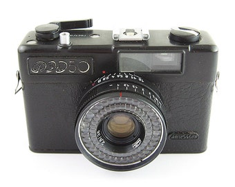 FED 50 Russian Soviet Automat 35mm Camera Excellent